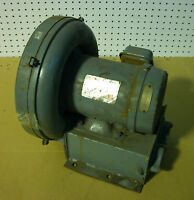 Spencer Vortex Turbine Blower VB-007E-U 200/230/460 3 Phase 110CFM