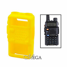 UV5R Yellow Plastic Case UV5R UV-5RA UV-5RB UV-5RC UV-5RD Series [122148]