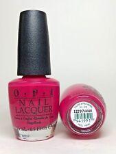 Opi Nail Polish - Vhtf - Classic Color - Nl I25 You'Re Pisa Work