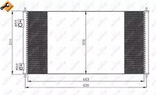 Condenser, air conditioning NRF 35663