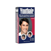 Youthair Creme 8 oz Gradually Changes Gray Hair to a More Youthful Looking Color