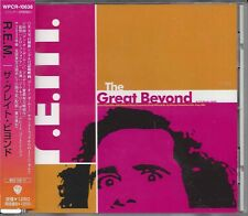 R.E.M. – The Great Beyond  maxi cd  japan