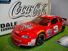 CHEVROLET MONTE CARLO NASCAR # 3 rouge D.EARNHARDT REVELL RC189816019-4 voiture