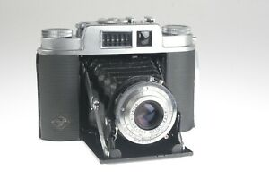Agfa Isolette L 6x6cm mit Color Apotar 4,5/85mm