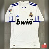 Authentic Adidas Real Madrid 2010/11 Home Jersey. Size S, Great Condition.