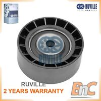 V-RIBBED BELT DEFLECTION/GUIDE PULLEY BMW RUVILLE OEM 1704500 55030 HEAVY DUTY