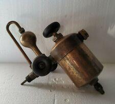 Antique Vintage Swift Co. Hit Miss Engine Steam Steampunk Brass Olier Lubricator