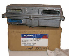 ACDelco GM ECU Computer 16192232 & 88961151 Reman Electronic Control Unit
