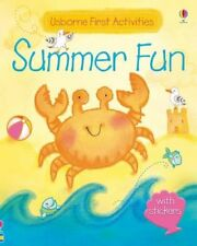 Summer Fun (Usborne First Activities),Fiona Watt,Katie Lovell