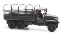 Artitec 6160080 nos GMC 353 Ruta N 1: 160 fundición camión de carga pintado resina