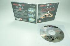 Amiga CD32 *Last Ninja 3* OVP mit Anleitung