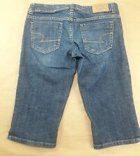 American Eagle artist Womens cropped short jeans size 8R Regular