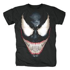 MARVEL COMICS - VENOM - Big Face T-Shirt