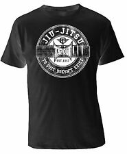 TapouT Jiu Jitsu Adult T-shirt - Official MMA UFC Mixed Martial Arts Kick Boxing