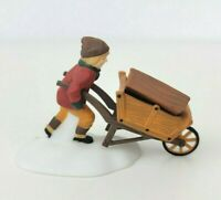 Dept 56 Dickens Village Tending The Cold Frame 58416 Replacement Boy Wheelbarrow