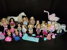 Barbie Baby Sister Happy Family Kelly Chelsea Krissy Friend Holiday Doll Lot