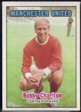 A&BC-FOOTBALL (ORANGE BACK 001-085) 1970-#026- MANCHESTER UNITED BOBBY CHARLTON