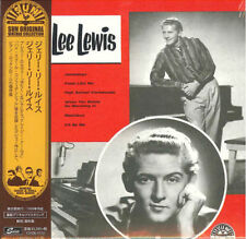 JERRY LEE LEWIS-S/T-JAPAN MINI LP CD Ltd/Ed F04