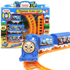 Thomas and Friends Electric Rail Train Mini Set Motorized w/ 8 pcs Track