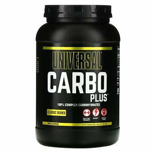 Carbo Plus, 100% Complex Carbohydrate, Unflavored, 2.2 lb (1 kg)