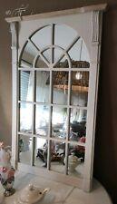Wall Mirror Floor Dressing Room Nostalgia Shabby Vintage 100c
