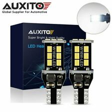 2x AUXITO T15 921 912 W16W LED Back up Reverse Parker Light Bulb Error Free