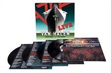 Tokyo Dome in Concert [LP] [Live at the Tokyo Dome June 21, 2013] by Van Halen (Vinyl, Mar-2015, 4 Discs, Rhino (Label))