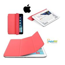 Custodia Originale Apple MF055ZM/A Smart Cover Flip Case Rosa Ipad Air