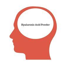 Hyaluronic Acid Powder- 5 Grams (Extra 5% Promo!)