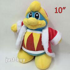 "Kirby Triple Deluxe King Dedede Plush Soft Toy Stuffed Animal Teddy Doll 10"""
