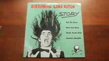 Screaming Lord Sutch Story JOE MEEK 1st Press Rare Limited Edition MINTY #7777