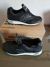 new balance m577KKg  trainers brand new in box  size uk 9 black in colour