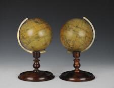 2 Celestial & Terrestrial Globes, Malby'S C. 1850 Lot 293