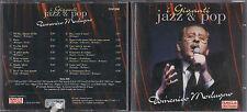 CD - I GIGANTI  JAZZ & POP  Domenico Modugno