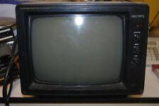 Hyper-Rare Vintage Reuters IDR-1201 Green Phosphor NTSC Computer Monitor Works!