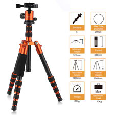 K&F Concept Camera Tripod Mini Photo Tripod w/ 3D Ball Head for Canon Nikon Sony