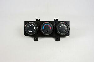 2009 2010 2011 Honda Element Climate AC Temperature Control Unit Rear Defrost