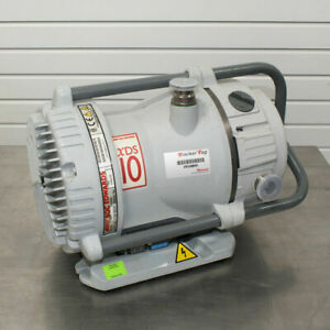 Edwards XDS 10 Dry Scroll Vacuum Pump Rebuilt Tested 2129