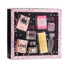 Victoria's Secret Mini Eau De Parfum Gift Set Bombshell,Heavenly,Tease, Love New