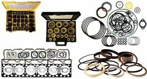 1169561 Rear Cover and Housing Gasket Kit Fits Cat Caterpillar 3306C