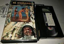 VHS - EL DORADO di Carlos Saura [DOMOVIDEO]