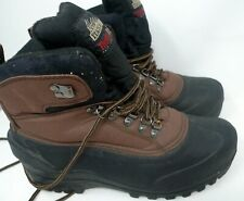 ITASCA Thermolite Work Boots Mens Brown Size 10 Waterproof Lace