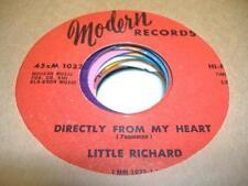 Soul 45 LITTLE RICHARD Directly From My Heart on Modern