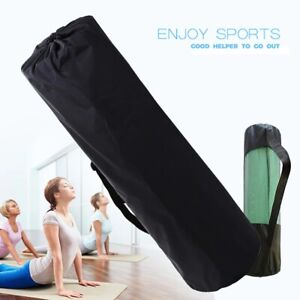 Yoga Mat & Sports Gym Backpack Breathable Mesh Bag Thick Waterproof Backpack