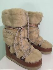 Marc J snow boots/ moon boots