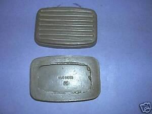 Brake clutch pads brown Buick Olds Hudson Nash 32-57