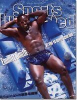 July 1, 1996 Emmitt Smith Dallas Cowboys Sports Illustrated NO LABEL WB