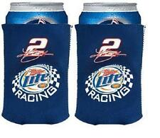 Miller Lite #2 2 Can Wrap Coolers Koozie Coolie New