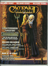 CAMPAIGN MAGAZINE - #4 (DUNGEONS & DRAGONS D20/OGL RPG'S.)