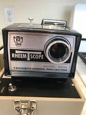 Vintage Rheem Scope 4004 Tachistoscopic Projector